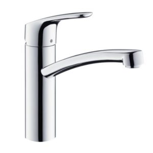 Hansgrohe Focus single lever kitchen mixer for vented hot water cylinders (31804000)