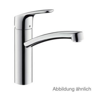Hansgrohe Focus single lever kitchen mixer (31806800)