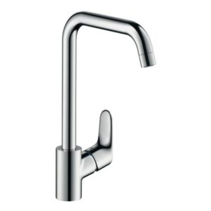 Hansgrohe Focus single lever kitchen mixer chrome (31820000)