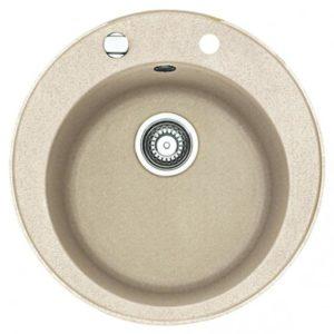 Franke Pamira ROG 610-41 round bowl Ø 51 cm beige