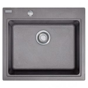 Franke Maris MRG 610-58 sink stone grey