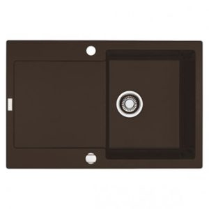 Franke Maris MRG 611 reversible sink chocolate