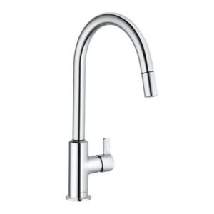 Kludi BINGO STAR XS single lever kitchen mixer chrome (468510578)
